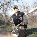 2006 Jeff Bolkema with a 5 x 5 whitetail