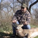 2006 George Swystun with a 5 x 5 whitetail