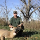 2006 John Galley with a nice 4 x 4 whitetail
