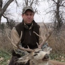2006 Frank Spencer with a 5 x 5 mule deer